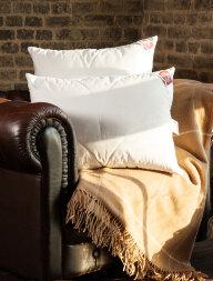 Подушка стеганая «Cashmere Grass» - пух кашмирских коз