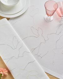 Декоративная дорожка с вышивкой Hopper