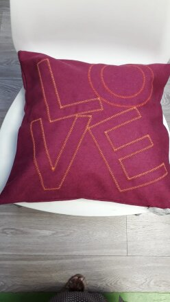 Думка SANDER LOVE & HOME