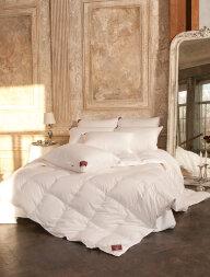 Одеяло Grand Down Grass - белый гусиный пух