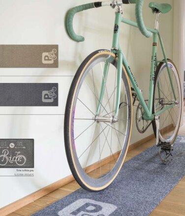 Коврик Bike Parking (велосипед)