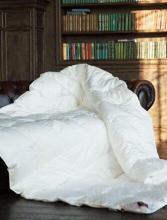 Одеяло Luxe Down Grass - белый гусиный пух