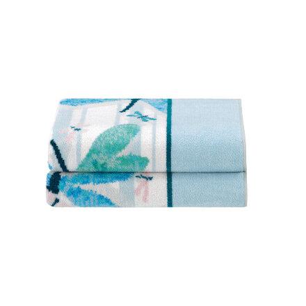 FEILER Полотенце DRAGONFLY BLUE