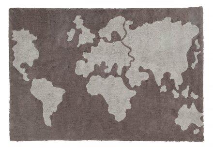Ковер Карта мира