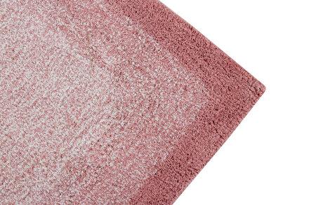 Ковер Водный каньон розовый