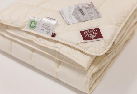 Одеяло  ORGANIC СOTTON GRASS -хлопок и лен