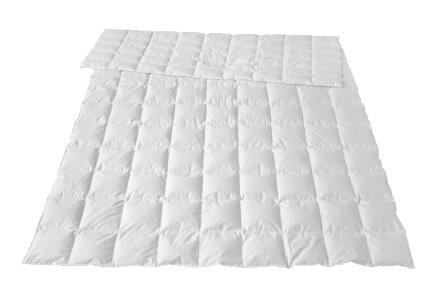 Одеяло TRAUMINA exclusive BODY Daune - гусиный пух