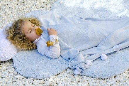 Ковер Облако с подушкой