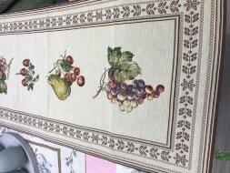 Салфетка под приборы Виноград