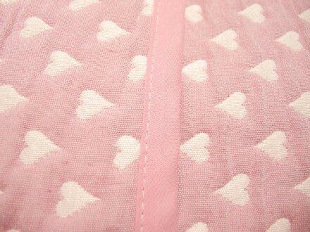 Покрывало Kids collection ЛЮБОВЬ розовая