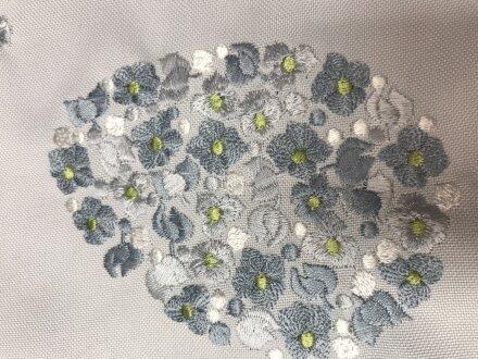 Декоративная дорожка с вышивкой ПАСХА