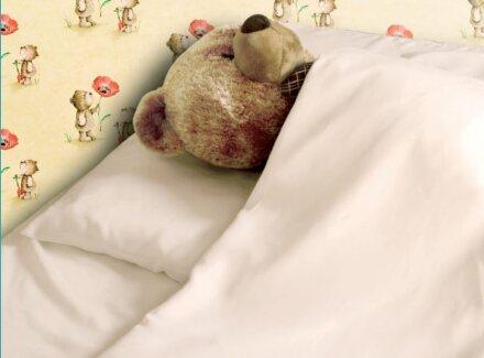 Шелковое детское одеяло Classic Baby