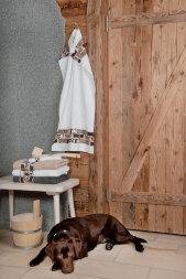 FEILER Полотенце DOGS BORD