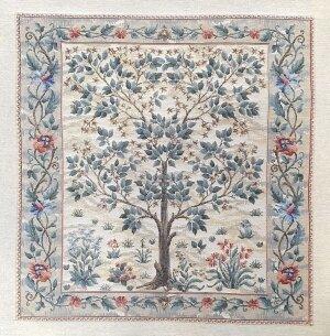 Чехол для подушки William Morris Gallery Древо жизни