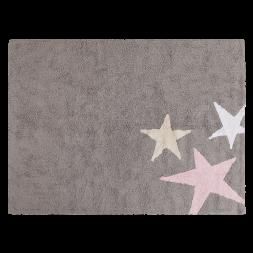 Ковер Три звезды Three Stars розовые