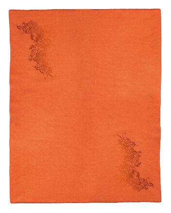 Плед-одеяло FLORA