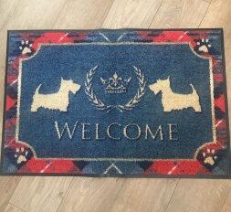 Коврик Welcome Terrier