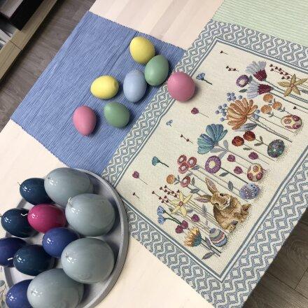 Салфетка под приборы Весенний кролик