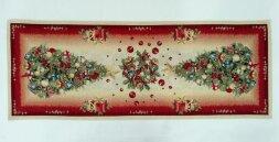 Салфетка под приборы Новогодняя Красавица